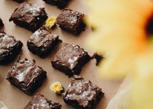 Brownies fáciles y esponjosos en 4 pasos